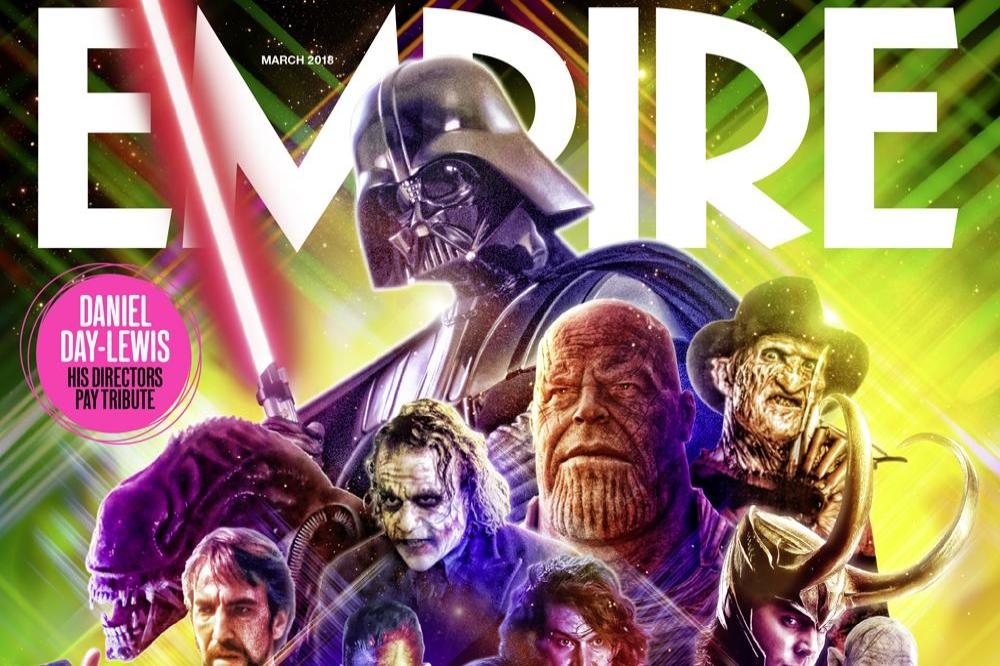 Empire Magazine greatest movie villains
