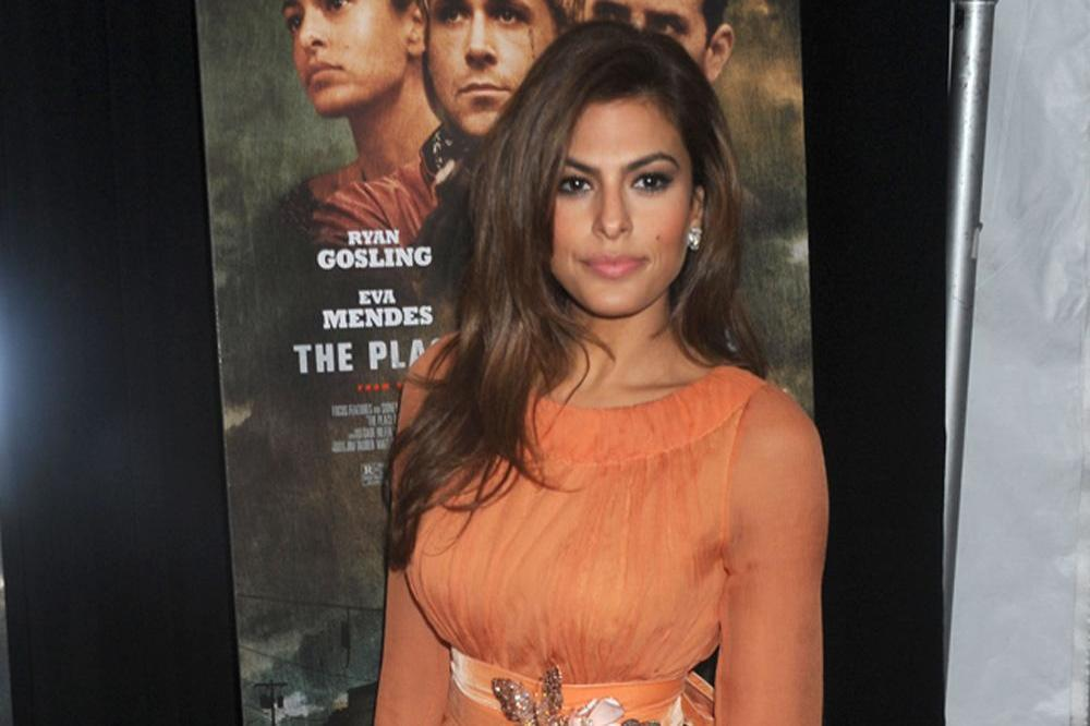 Eva Mendes Always Scents Her Hair To Feel 'luxurious