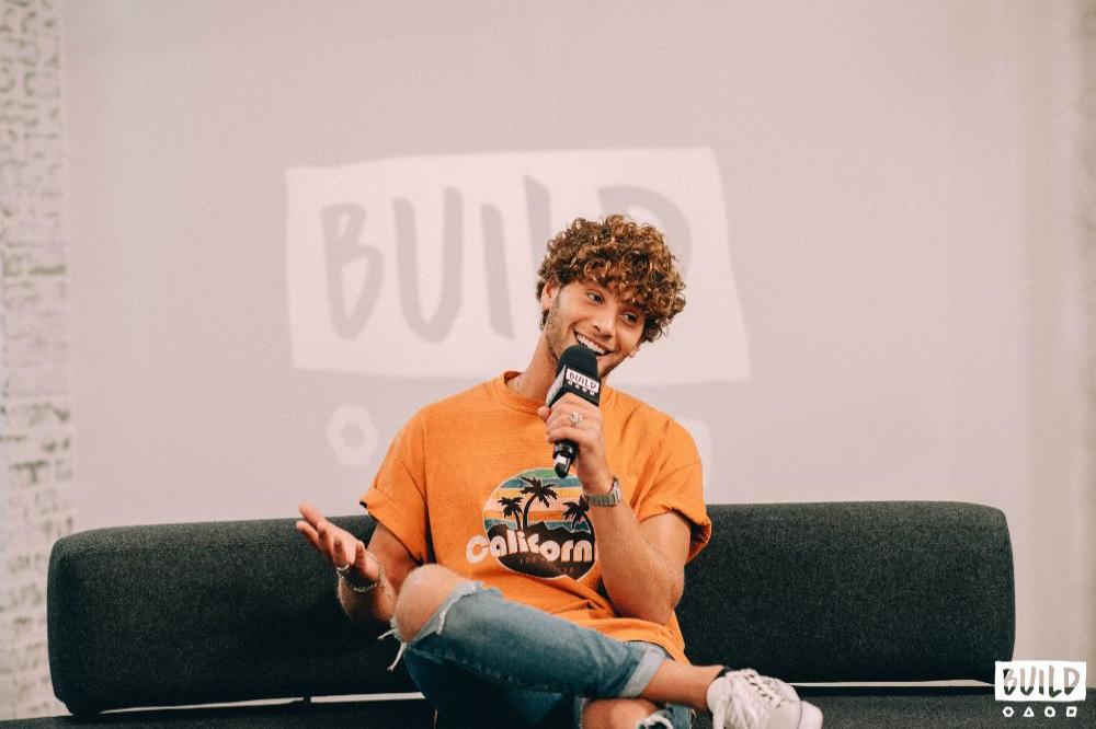 Eyal Booker on BUILD in London