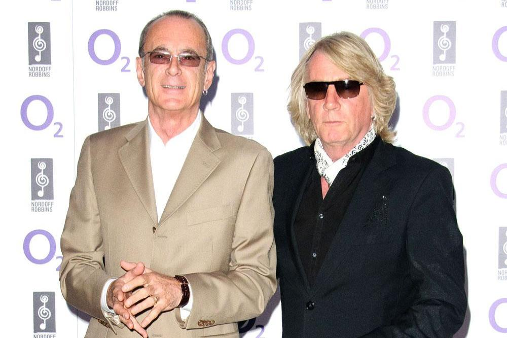 Francis Rossi and Rick Parfitt