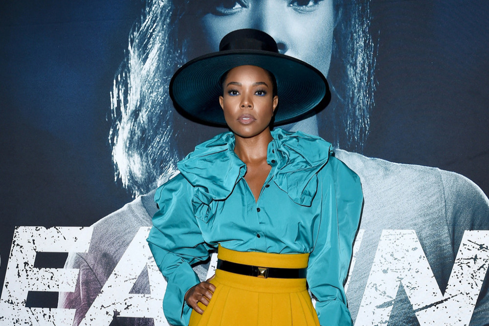 Gabrielle Union wants her stepdaughter to feel peace