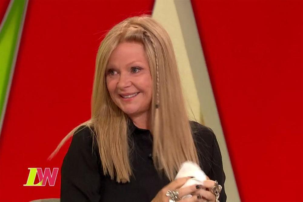 Gail Porter unveils new wig on Loose Women