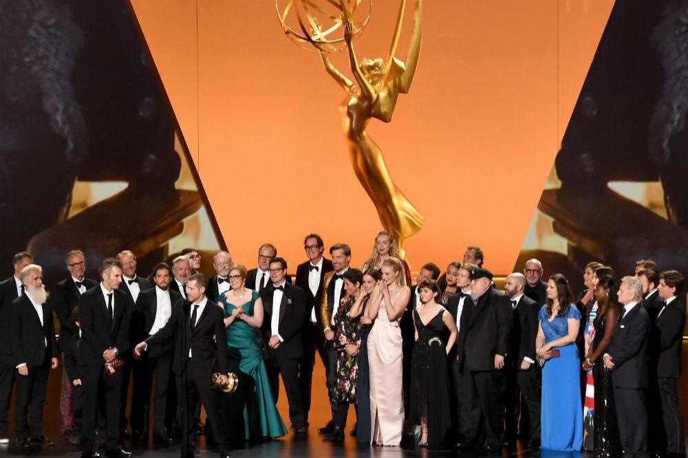 Game of Thrones' Emmy win