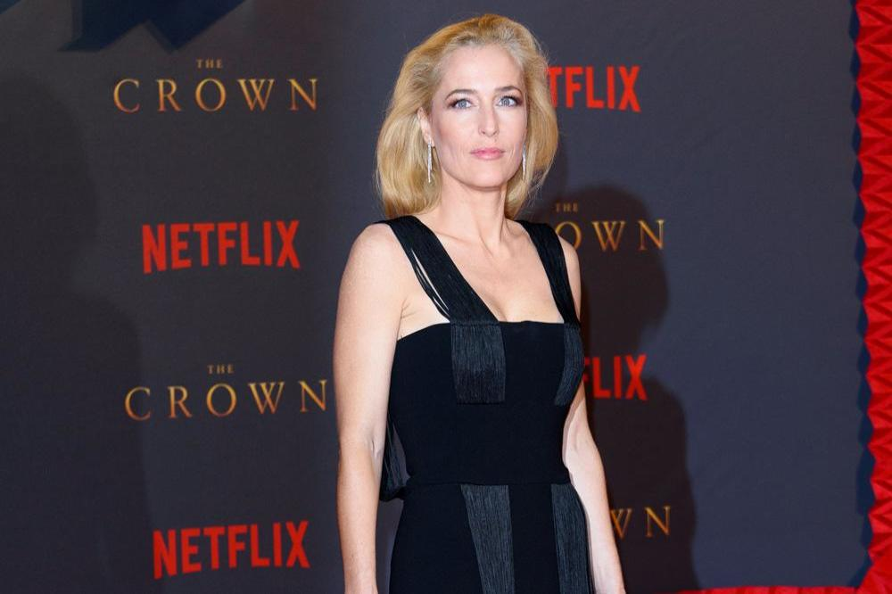 cecd3995c31 Gillian Anderson creates 'ageless' clothing line