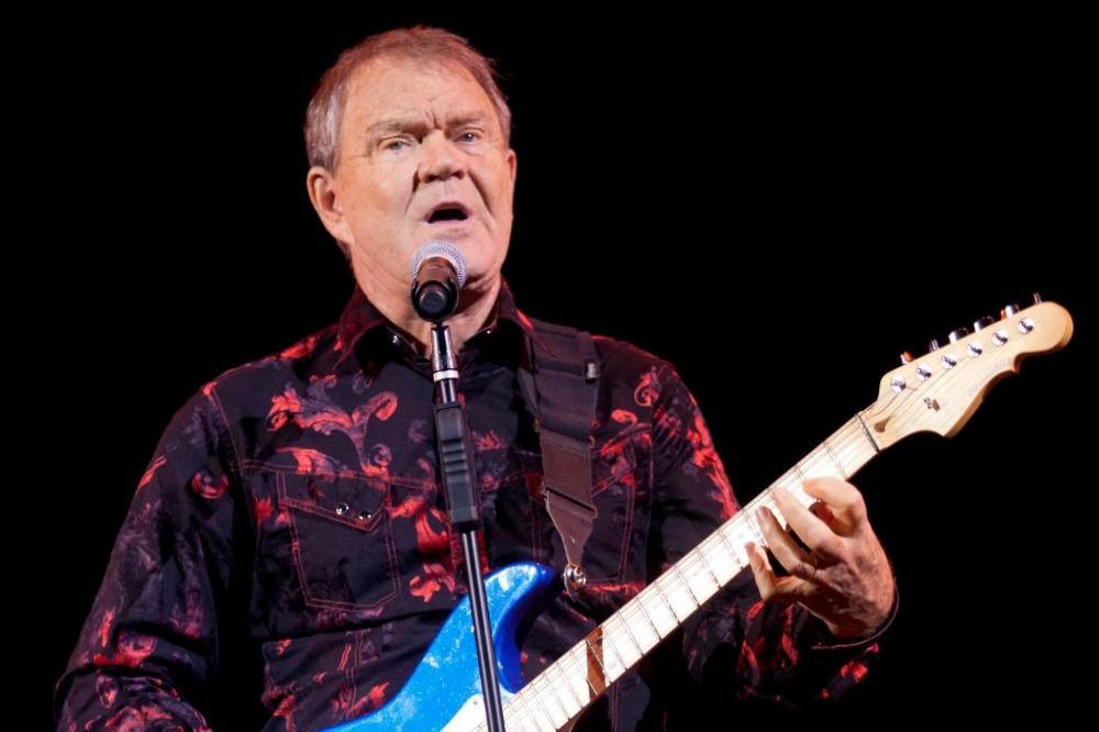 Glen Campbell in 2011