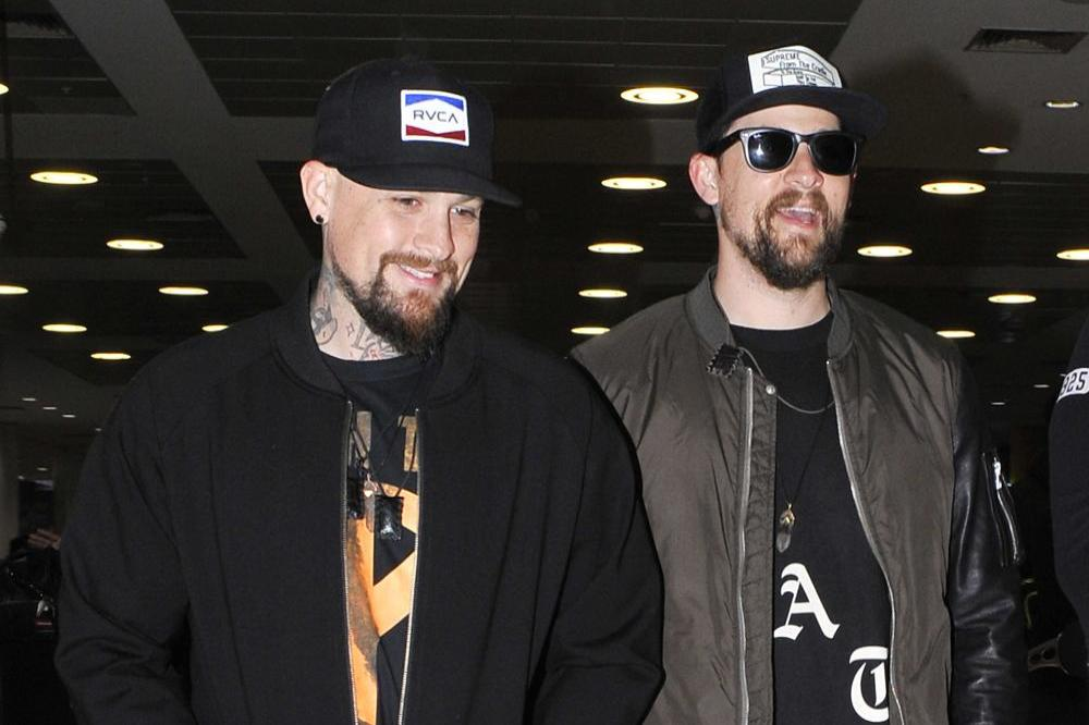 Good Charlotte's Benji and Joel Madden