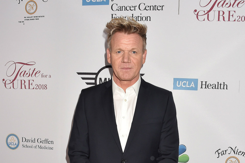 Gordon Ramsay reportedly donated $50K to treat Ben Watkins' cancer