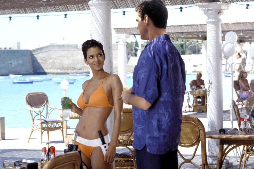 Halle Berry Bond Bikini