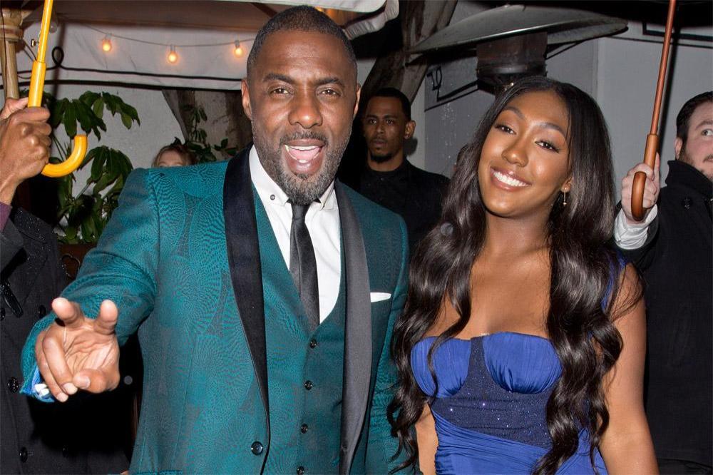Idris Elba S Lifetime Ambition To Dj At Coachella