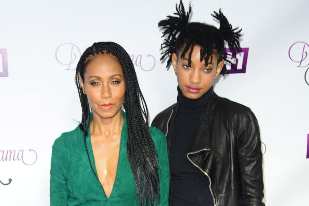 Willow und Jada Pinkett Smith