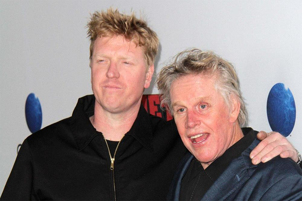 Image result for jake busey gary busey