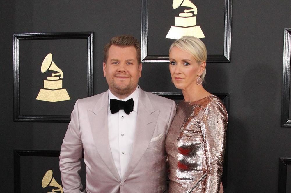 James and Julia Corden