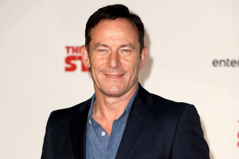 Jason Isaacs at The Death of Stalin premiere