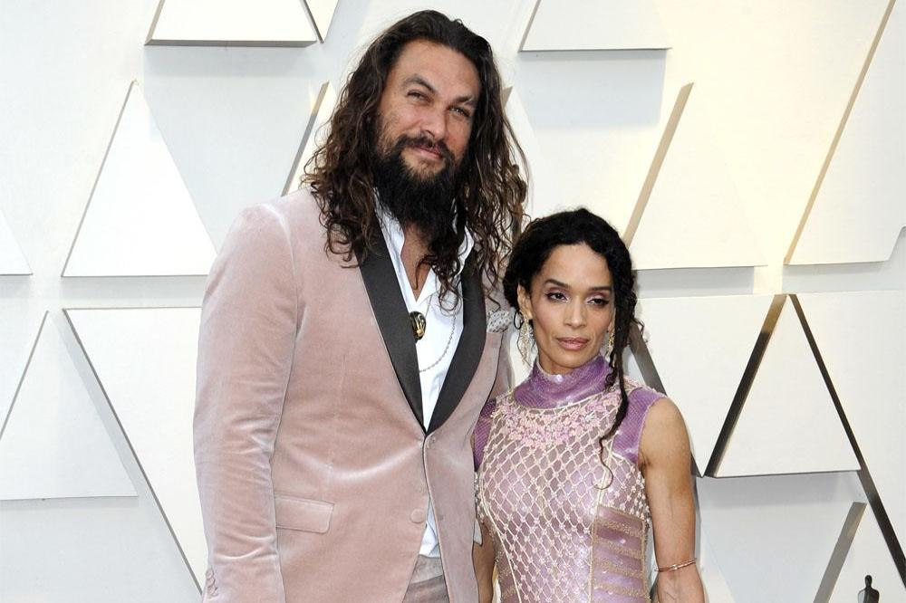 Jason Momoa Calls Stepdaughter Zoe Kravitz S Husband Karl