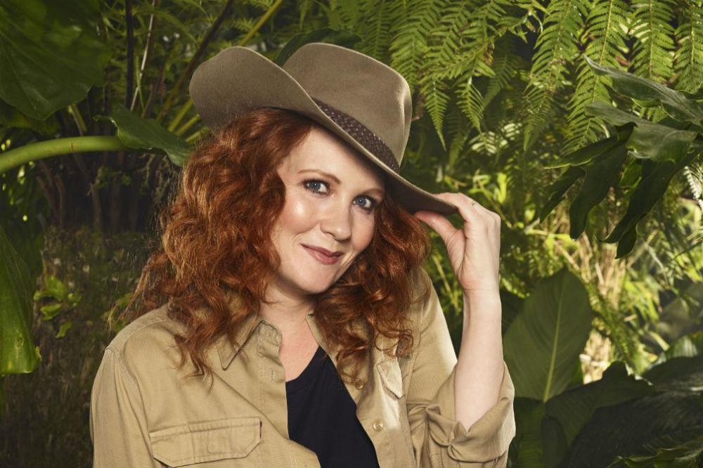 Jennie McAlpine's post-jungle pregnancy