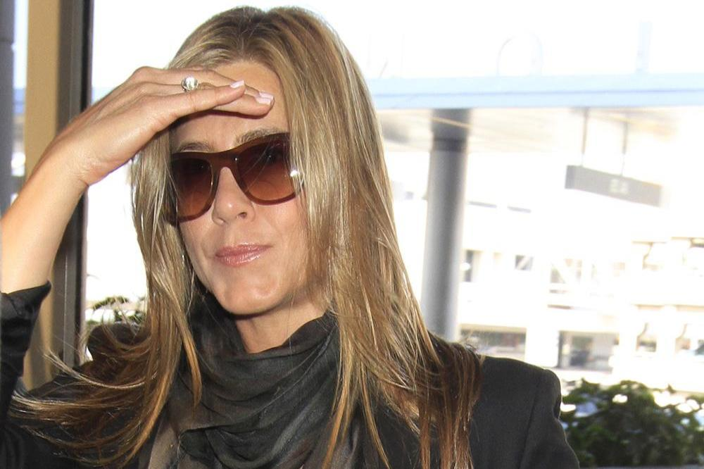 Excited too Jennifer anniston shaved can not