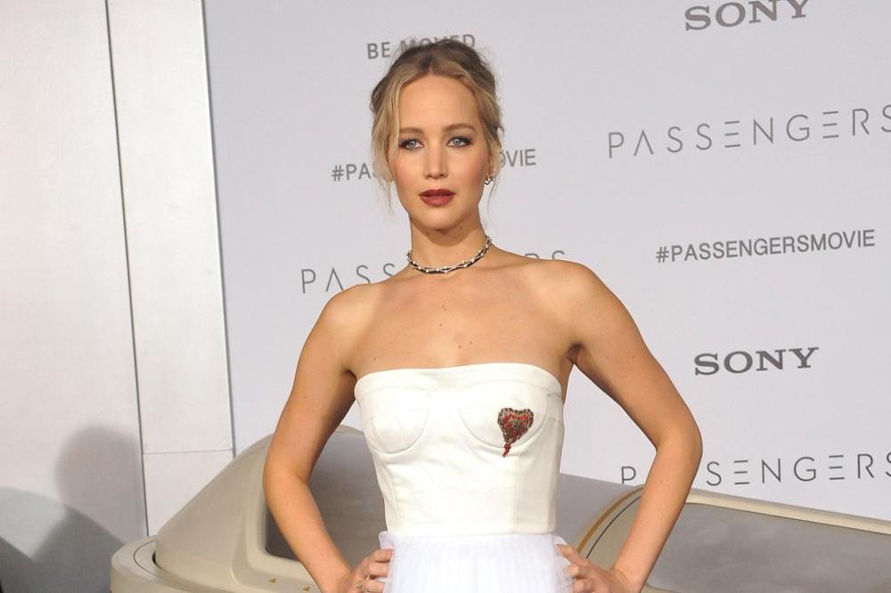 Jennifer Lawrence 'Blindsided' By Nude Photos Leak