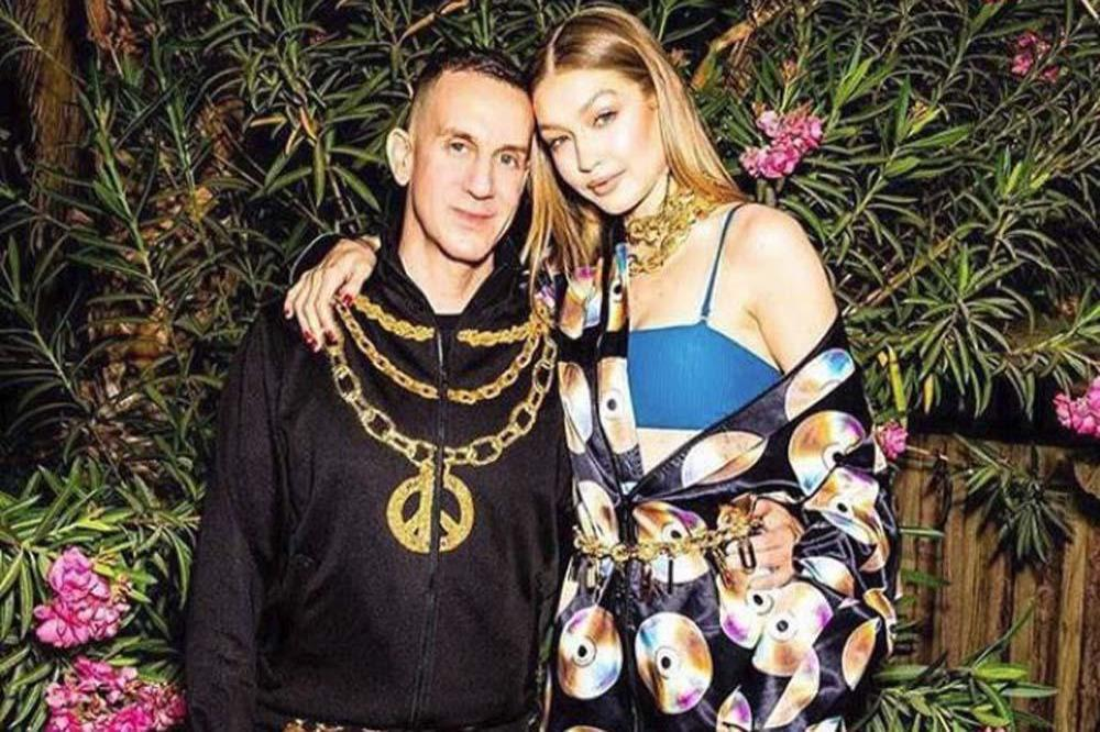 Jeremy Scott (c) and Gigi Hadid Instagram