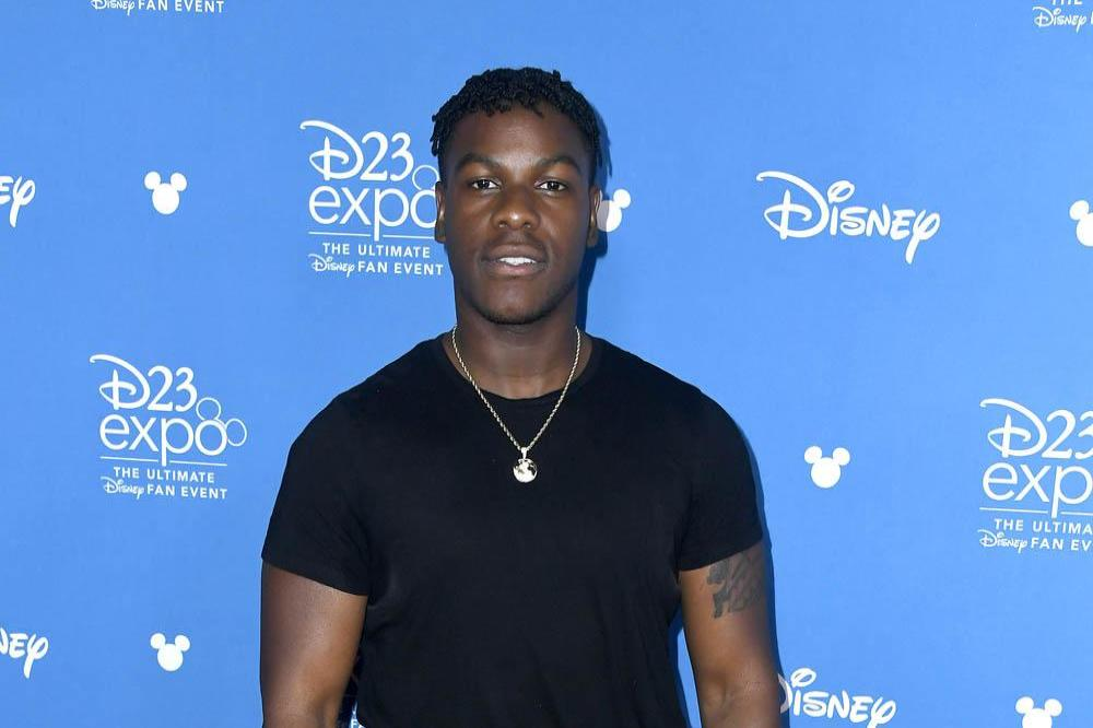 Stars back John Boyega after Black Lives Matter protest