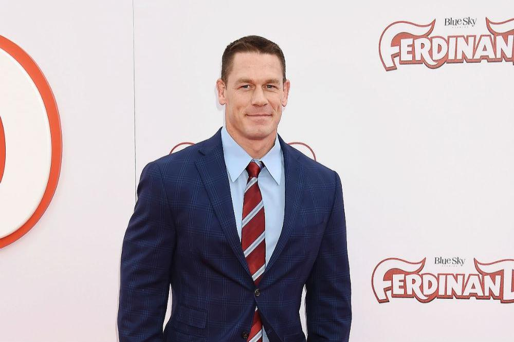 John Cena Signs On With The Rock's Production Company