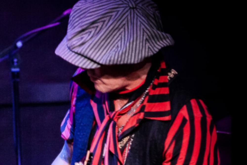 9b233c6d61c7 Johnny Depp entertains star-studded crowd at Ronnie Scott s Jazz Club