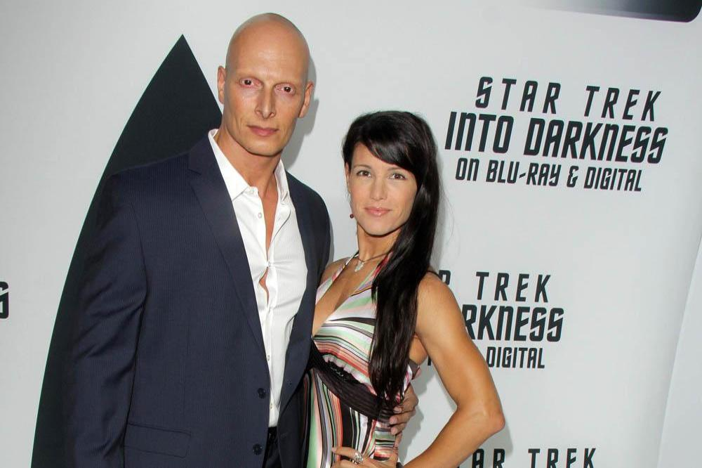 Joseph Gatt and Mercy Malick