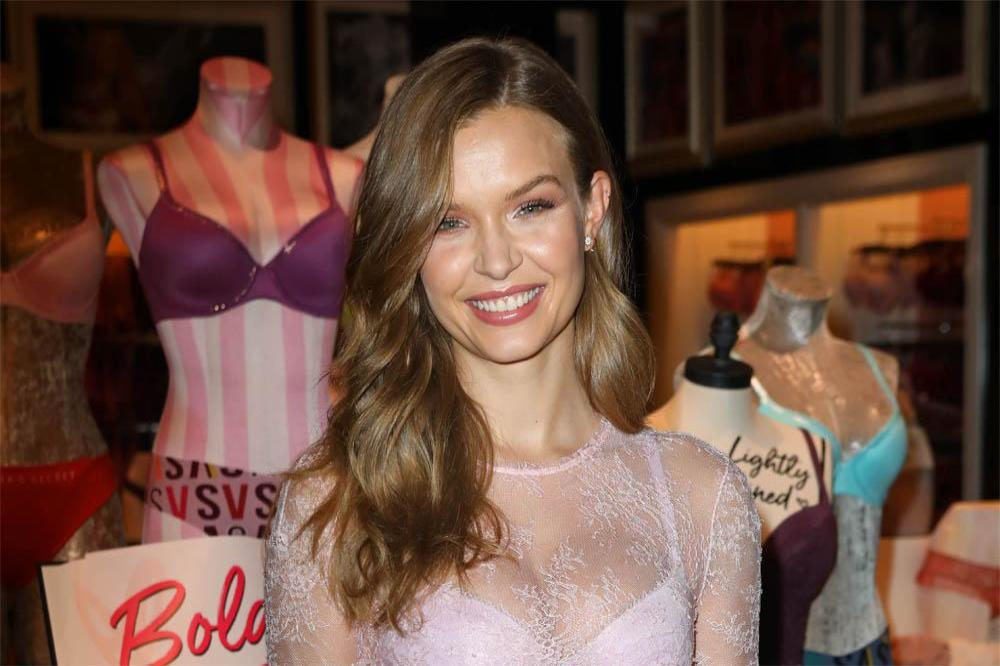 Josephine Skriver at Body by Victoria launch