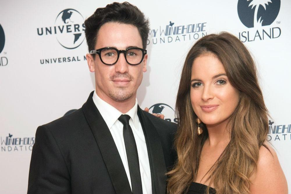 JP Patterson and Binky Felstead