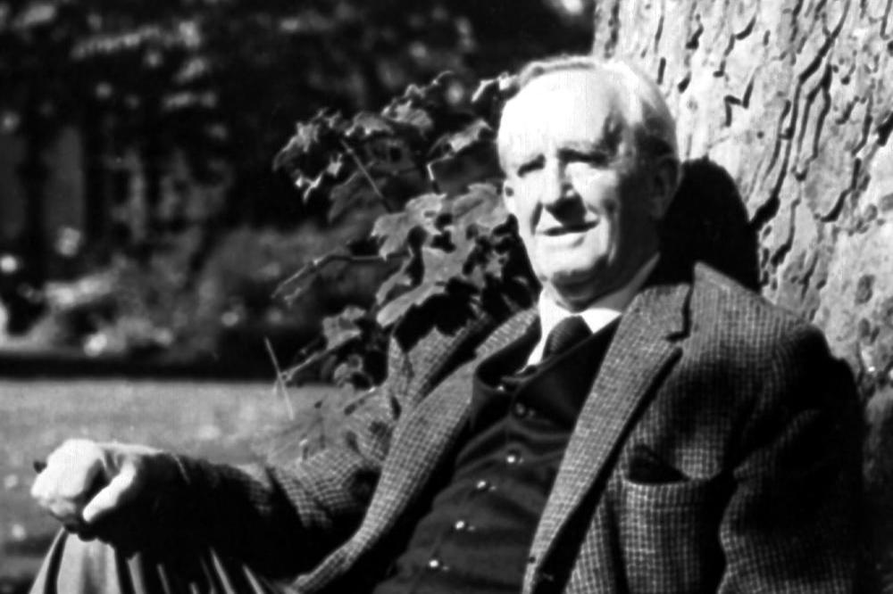 J.R.R. Tolkien, The Lord of the Rings author