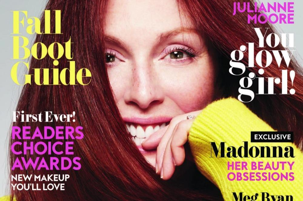 Julianne Moore for InStyle (c)