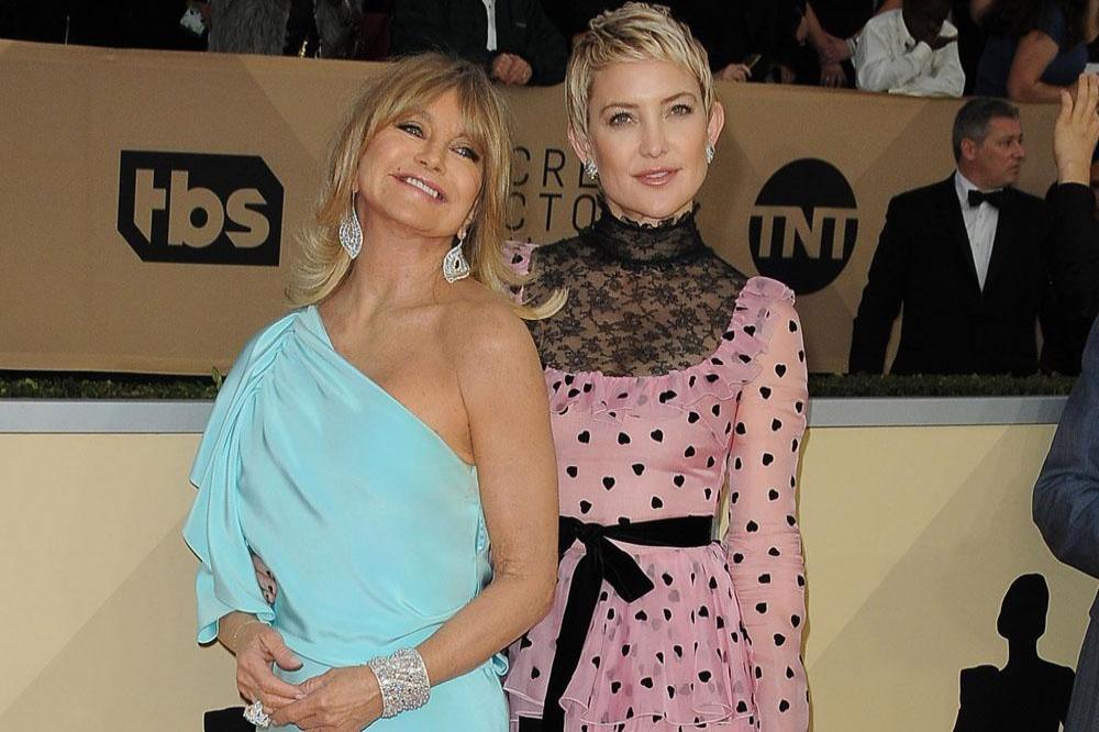 Kate Hudsons Mutter Ist Ihr Großes Vorbild
