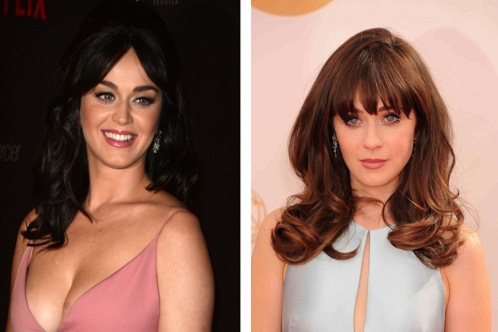 Katy Perry recruits Zooey Deschanel to star in music video