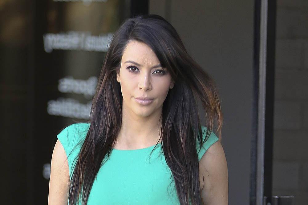 Kim Kardashian Fears She Will Get Hairy Throughout Her Pregnancy