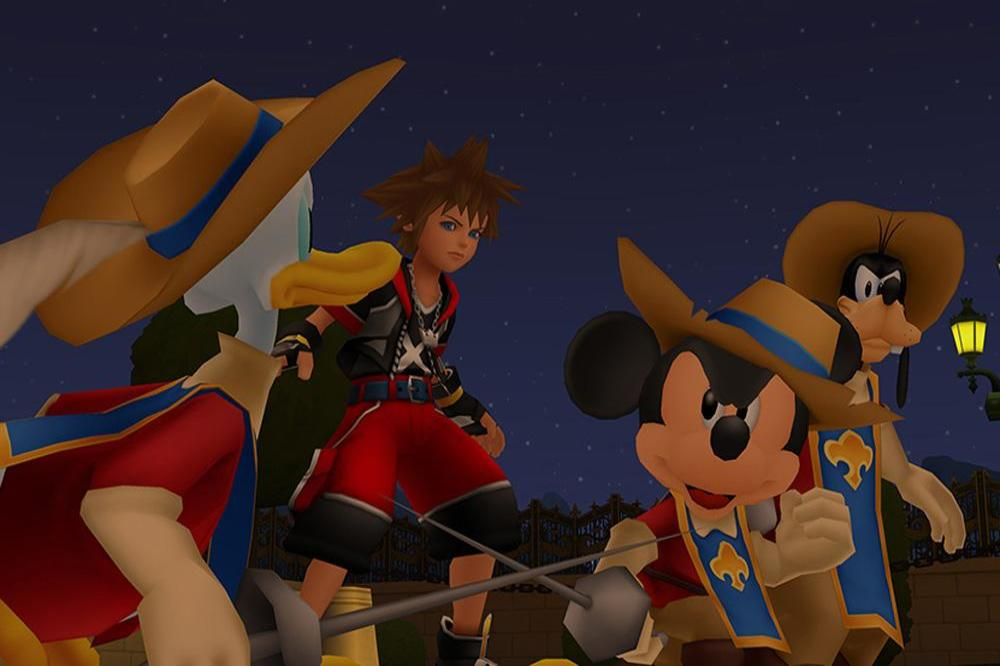 Kingdom Hearts screenshot