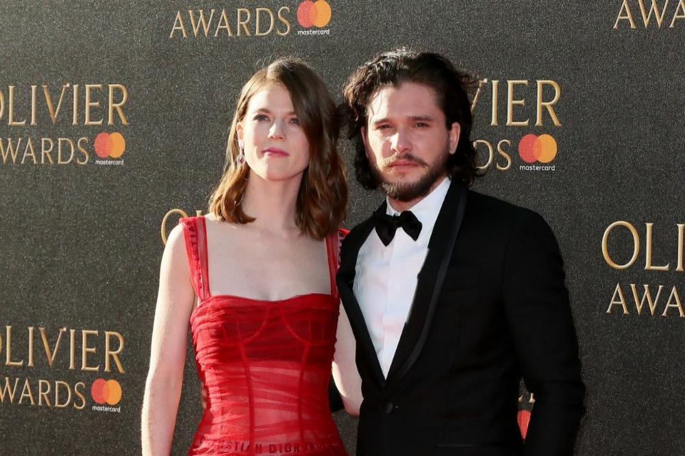 Kit Harington Has Told His Wife How Game Of Thrones Ends