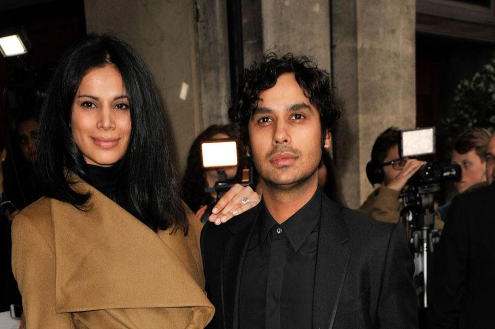 Kunal Nayyar at the Asian Awards
