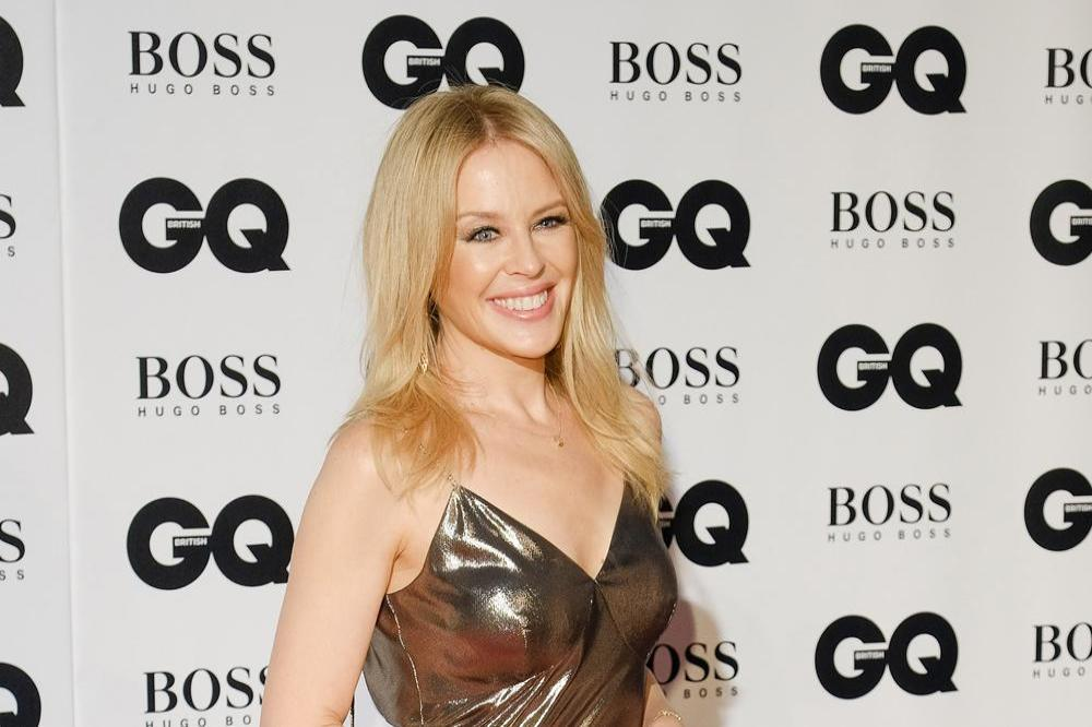 Kylie Minogue at GQ Men of the Year Awards