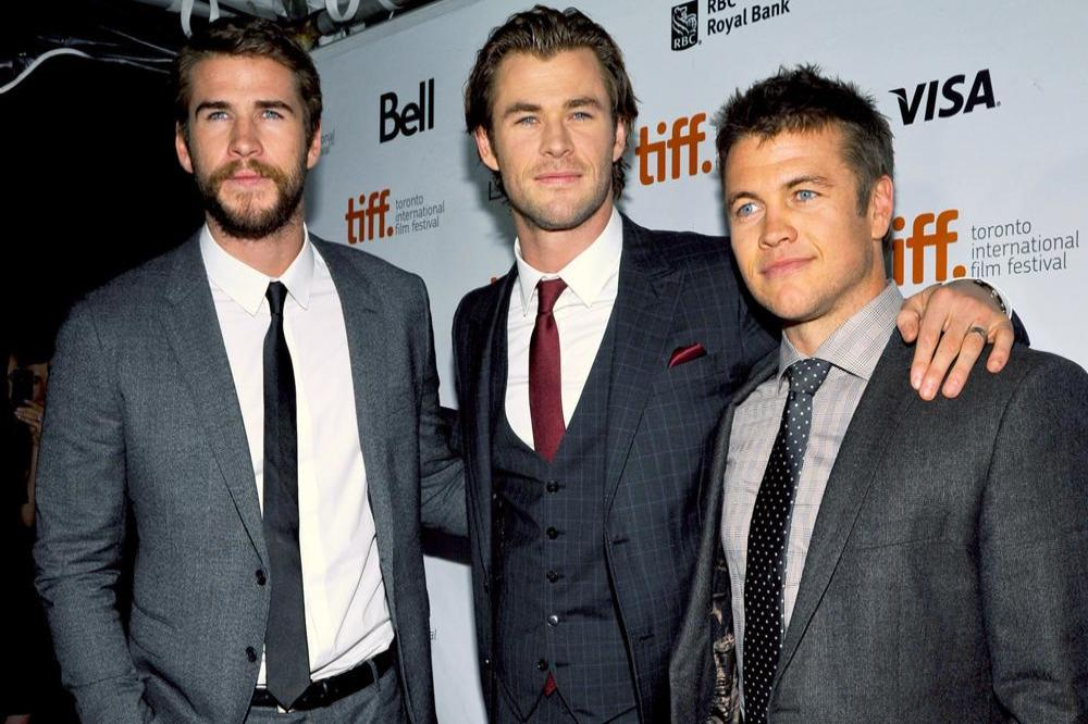 Liam Hemsworth Aspires to Make Movie With Brothers