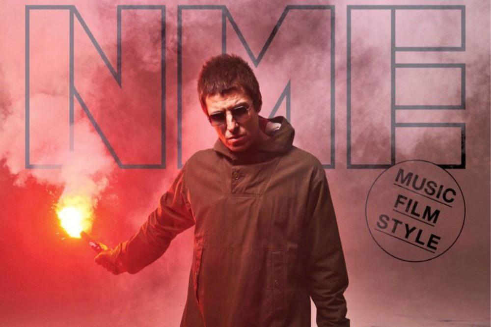 Liam Gallagher for NME magazine