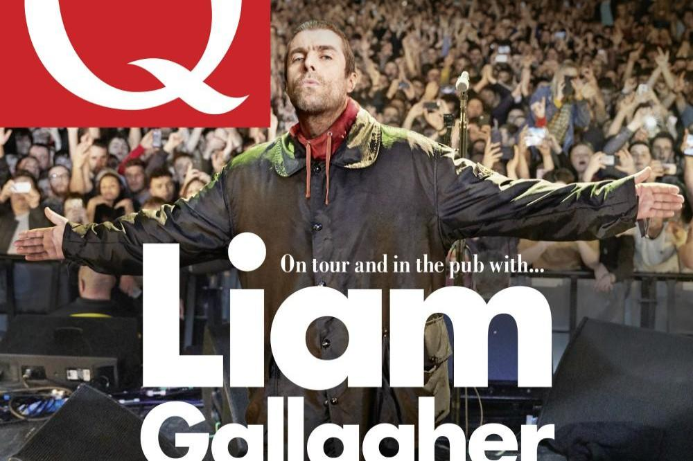 Liam Gallagher in Q