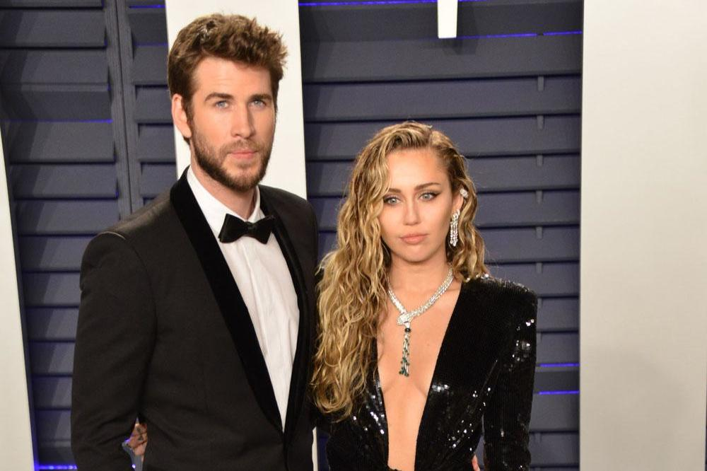 Miley Cyrus Wedding Dress.Liam Hemsworth And Miley Cyrus Wedding Was Unexpected