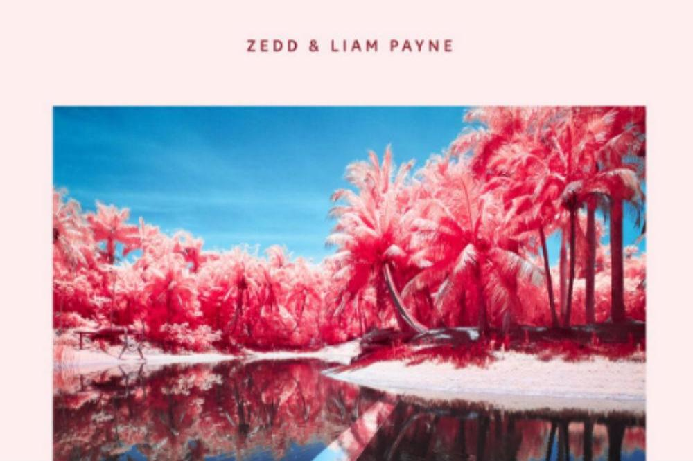 Liam Payne's new single artwork (c) Twitter
