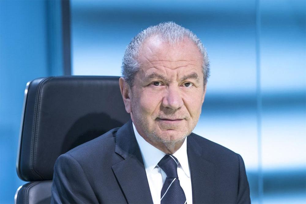 Lord Alan Sugar is a 'no-compromise' leader