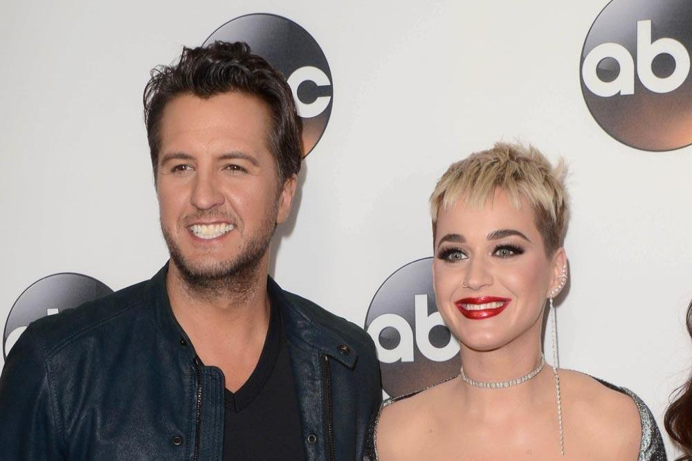 Luke Bryan and Katy Perry