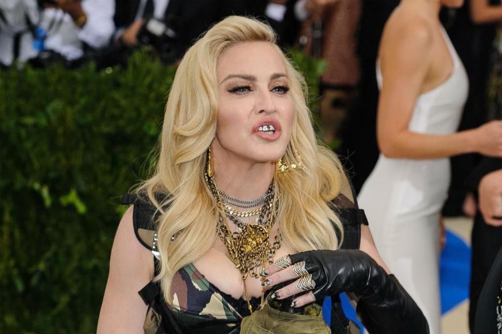 Madonna Is A Movie Killer