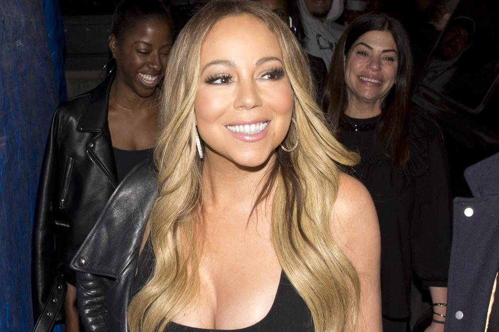 Mariah Carey Reveals Son Moroccan Once 'Spit Up' All Over Michelle Obama!