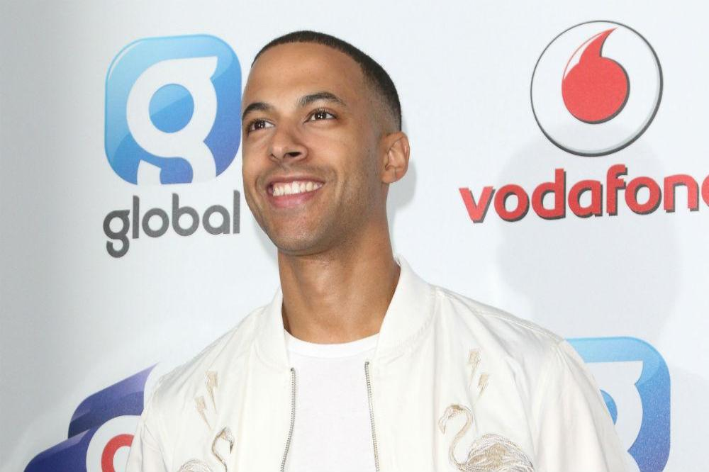 Marvin Humes at Capital Summertime Ball