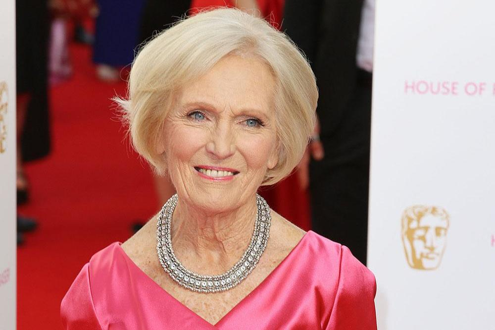 Mary berry and prince philip talk vegetables for Mary berry uk