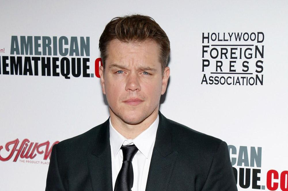 Nikolaj Arcel to direct RFK biopic starring Matt Damon