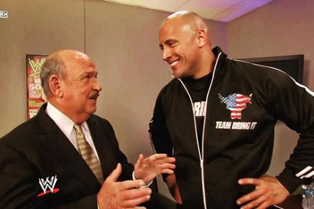 USA  pro wrestling announcer, 'Mean Gene' Okerlund, dies at 76